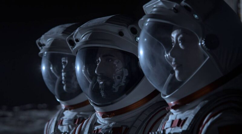 Netflix's Away splendidly brings a humans-to-Mars mission to life