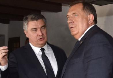 Panika Milanovića i Dodika nastala, zato što Kvinta najavljuje reforme Ustava BiH