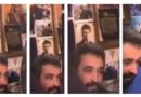 (VIDEO) Zdravko Krivokapić, ispod Karadžićeve slike, sa četnicima dočekuje u SAD osuđenog teroristu