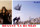 Amfilohije, koji je izvršio desant na Rumiju izjavio: Neću umrijeti prije nego što na vrh Lovćena vratim Crkvu Svetog Petra Cetinjskog