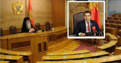 Juče pod Ostrogom dogovoreno, danas ozvaničeno: Bečić predsjednik Skupštine Crne Gore, Krivokapić predložen za mandatara