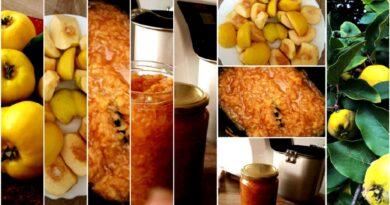 Instant džem od dunja