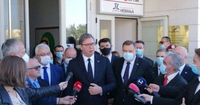 Vučić o izborima u CG: Pobijedite pa se povučete – toga nema nigdje