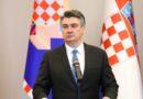 Milanović zbog natpisa 'Za dom spremni' napustio obilježavanje godišnjice
