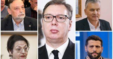 Koliko košta lojalnost: Juče opozicija, danas sa Vučićem