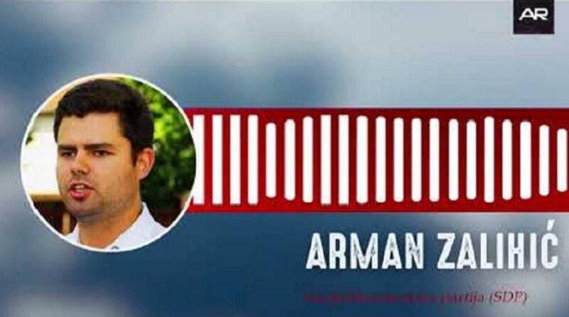 Arman Zalihić iz SDP-a novi kandidat za gradonačelnika Mostara, poništen prvi krug glasanja