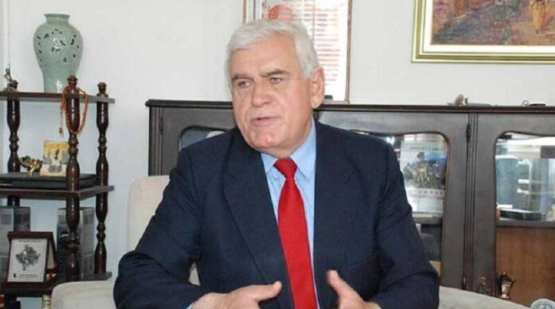 Azem Vlasi: Vučićeva Srbija je faktor destabilizacije Balkana