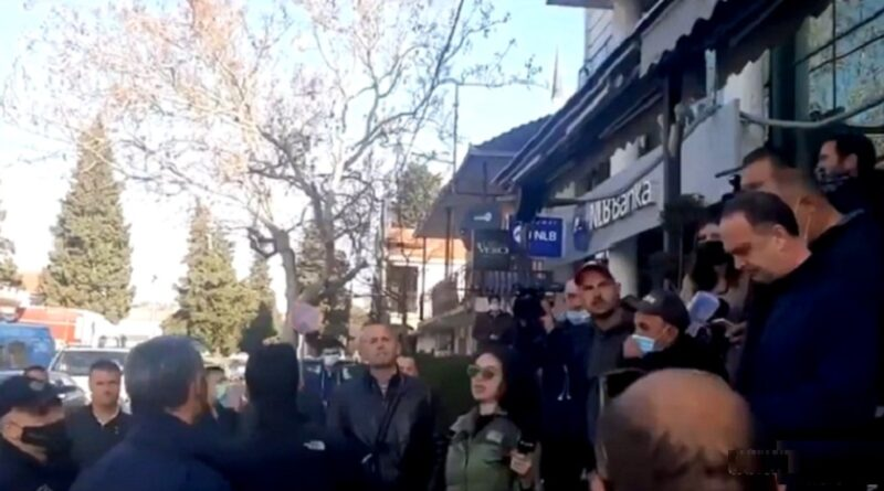 BITKA ZA TUZI: Đeljošaj je optužio premijera Krivokapića i Dritana Abazovića da vrše odmazdu nad Tuzima