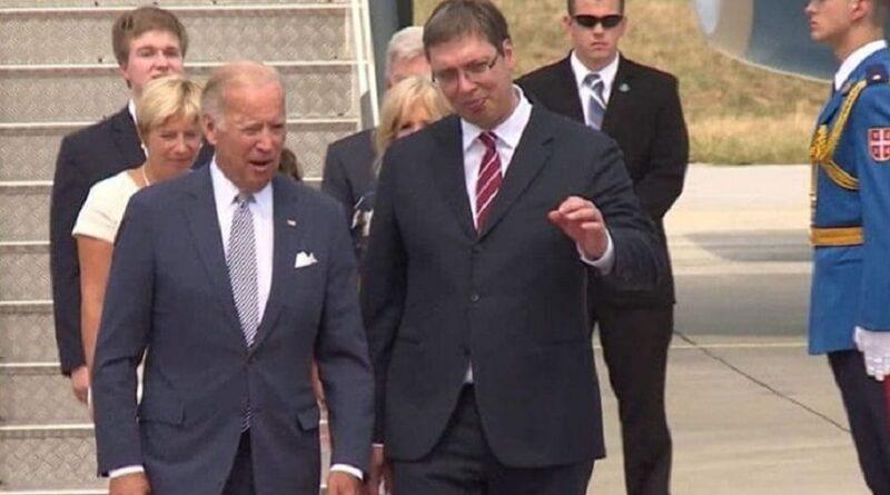 Biden poručio Vučiću: Podrška SAD međusobnom priznanju Srbije i Kosova