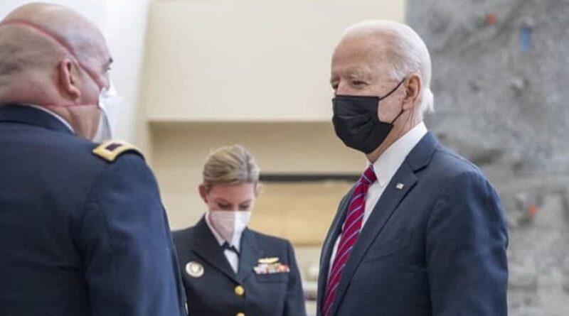 Biden naredio vazdušni napad u istočnoj Siriji