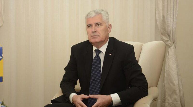 Čović se žalio strancima jer nakon 16 godina HDZ gubi Mostar