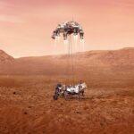 NASA-in INSIGHT SLETIO NA MARS: Stigli prvi snimci