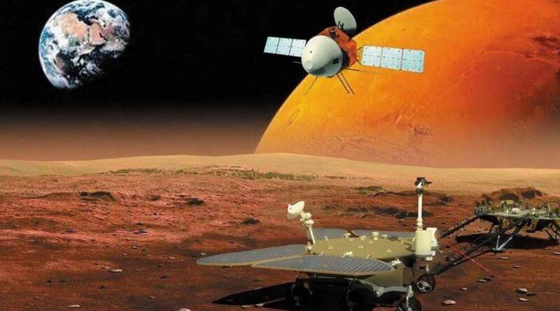 Kineska svemirska letjelica bez posade ušla u Marsovu orbitu šest i po mjeseci od lansiranja