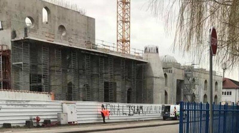 Muslimanske organizacije osudile vandalski napad na džamiju u izgradnji u Strazburu