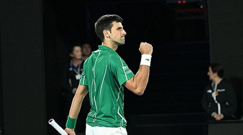 Novak Đoković deveti put u karijeri osvojio trofej Australian Opena