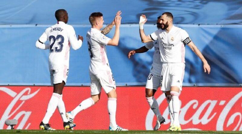 Real Madrid pobijedio Valenciu