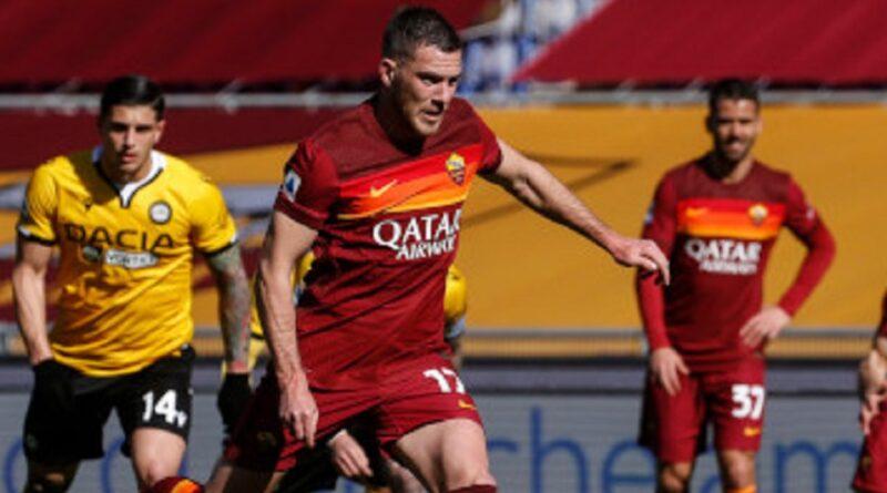 Roma se pobjedom protiv Udinesea vratila na treće mjesto, Džeko ušao u nastavku