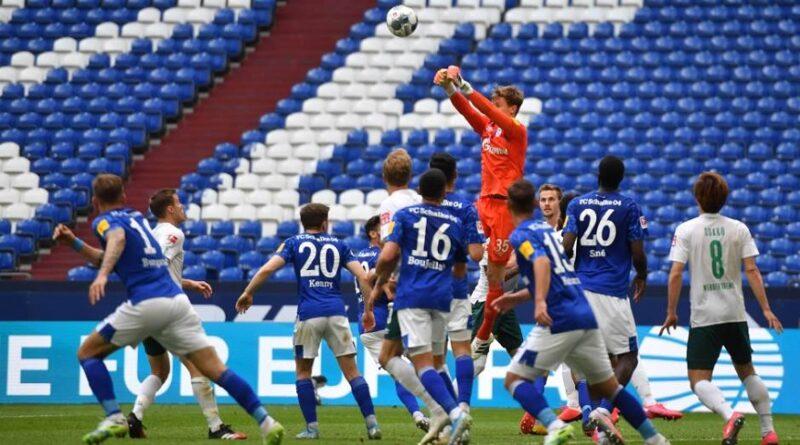 Schalke 04 smijenio trenera i sportskog direktora