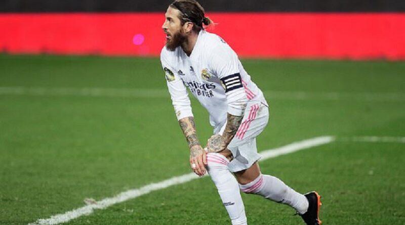 Sergio Ramos Napušta Real Madrid