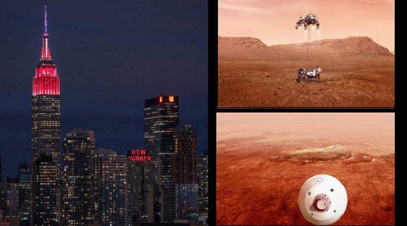 NASA-ina letjelica InSight sutra slijeće na Mars