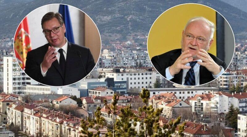 """Vučićeva besprizorna kampanja za potrebe """"srpskog sveta"""""""