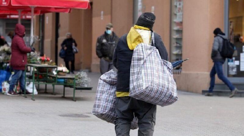 Zagrebački beskućnik osuđen na osam mjeseci zatvora zbog krađe Vegete