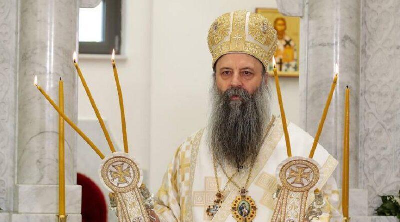 Zagrebački mitropolit Porfirije izabran je za novog patrijarha Srpske pravoslavne crkve