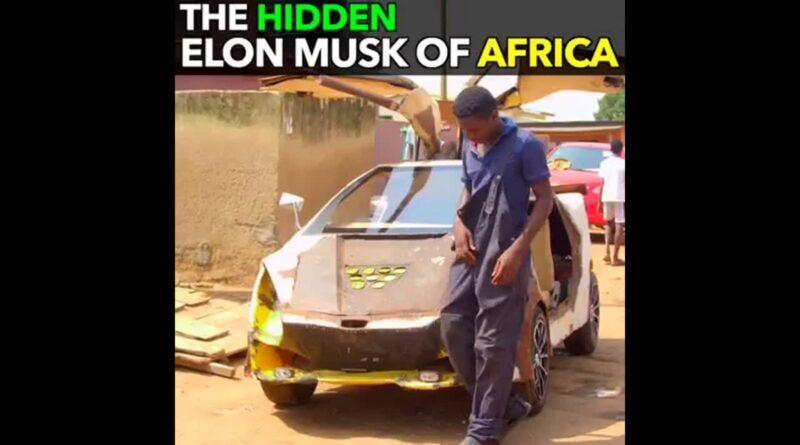 VIDEO: The Hidden Elon Musk of Africa