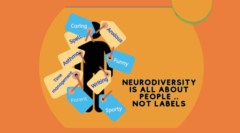 Neurodiversity- let's embrace our 'spiky profiles'
