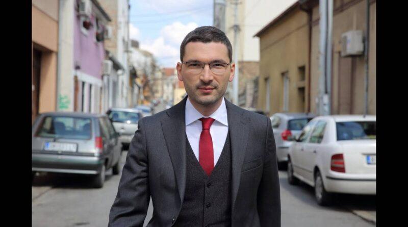 Miroslav Parović: Vučićeva SNS Centar Srbijanske Mafije