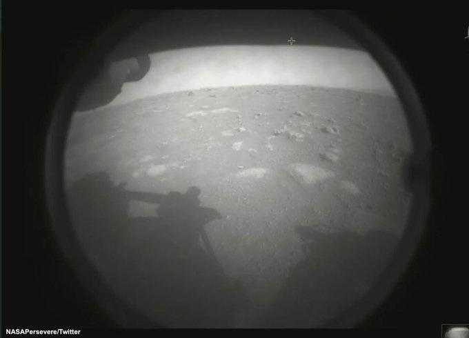Prva fotografija s Marsa