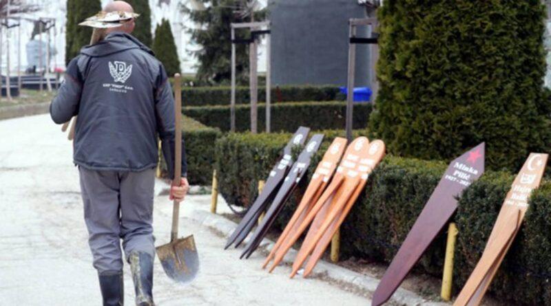 Potresno: U Sarajevu su primjetni sve duži redovi ispred pogrebnih preduzeća