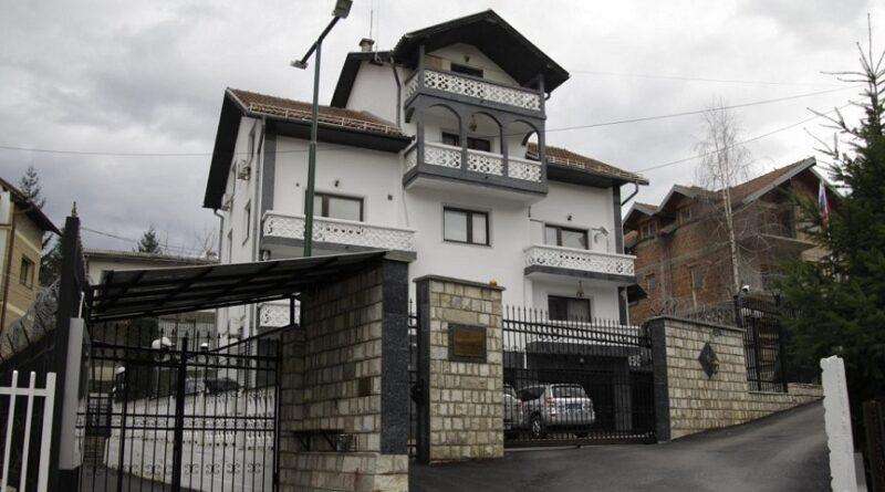 Ambasada Rusije u BiH- NATO