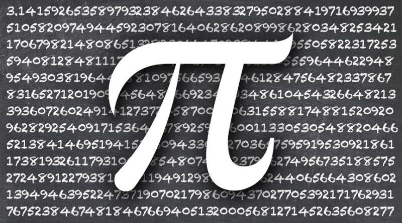 Danas je π dan