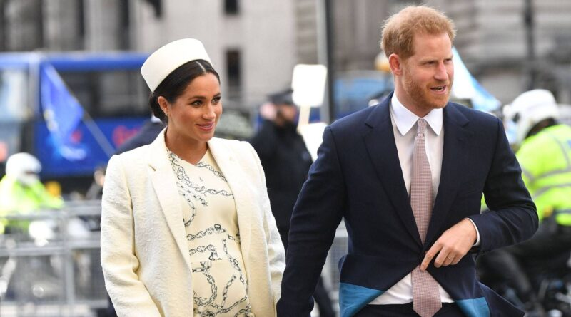 Harry and Meghan: From royal romance to palace rift