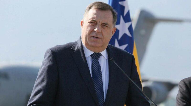 Dodik: Ili će BiH dosljedno poštovati Dejtonski sporazum ili će se raspasti