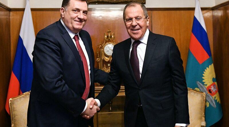 Dodik i Lavrov: Zatvoriti OHR, ne slati novog visokog predstavnika