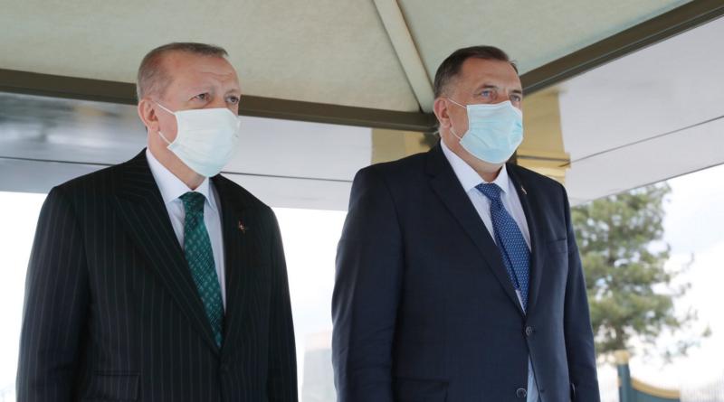 Erdogan: Turska će dostaviti 30.000 vakcina BiH