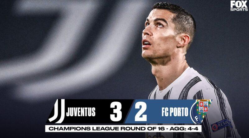 Evo što je Ronaldo napravio protiv Porta