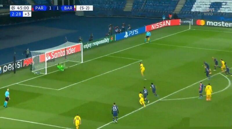 Messijev promašeni penal je morao biti ponovljen, pogledajte što suci nisu vidjeli