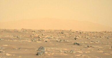 NASA-in rover Perseverance prešao šest metara u 33 minute na probnoj vožni po Marsu