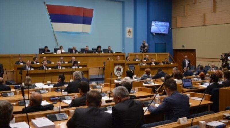 Narodna skupština RS usvojila skandalozne zaključke