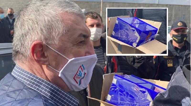 Nikšić- Četnici oteli kutiju za glasanje