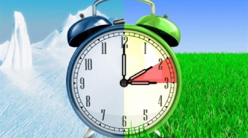 Noćas-počinje, ljetnje računanje vremena