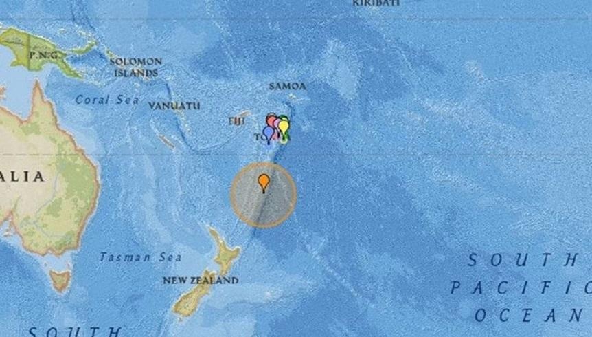 Novi snažan potres jačine 8.0 kod Novog Zelanda, prijeti cunami