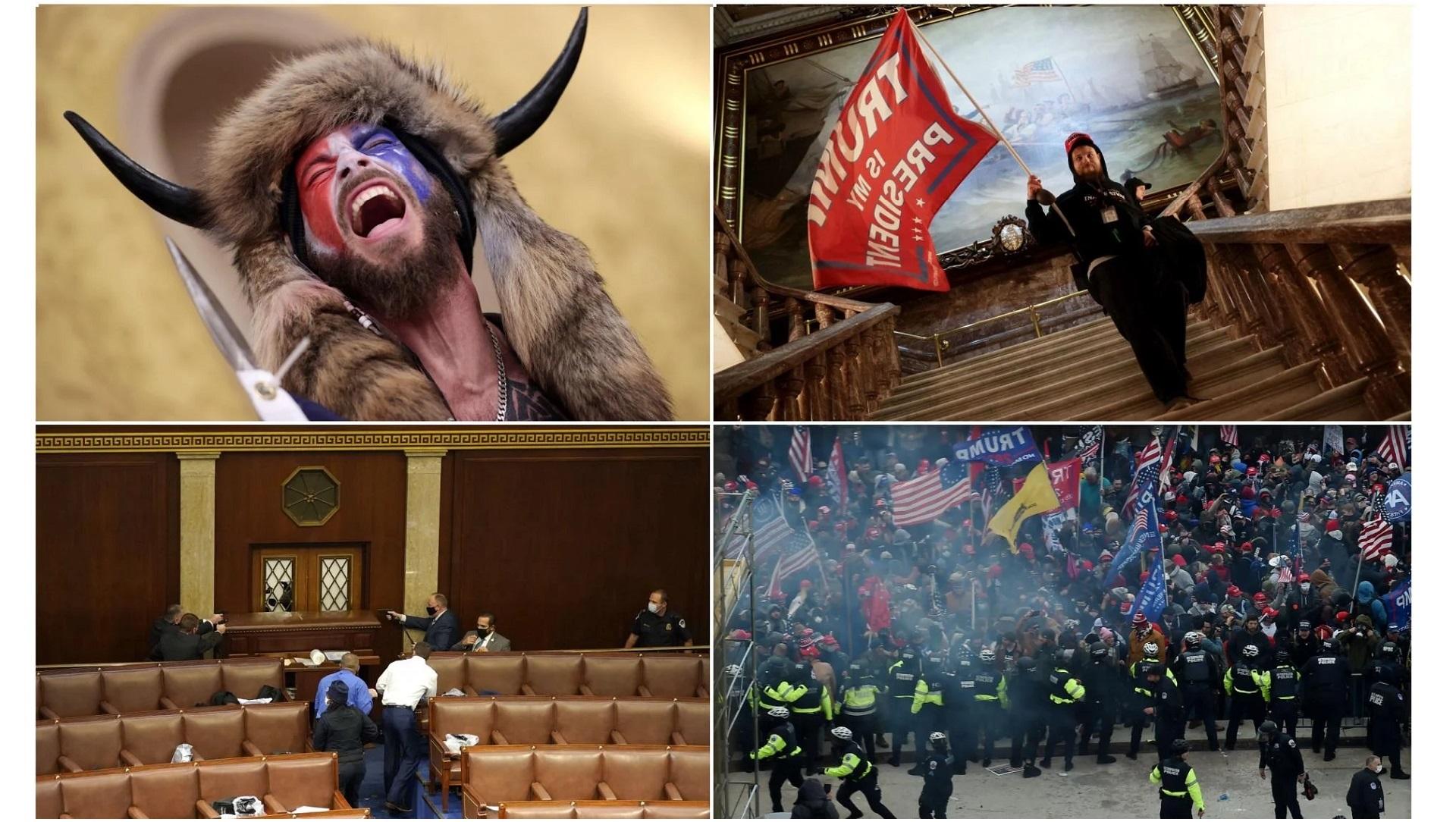 Pojačano obezbeđenje na Capitolu zbog mogućeg upada ekstremista