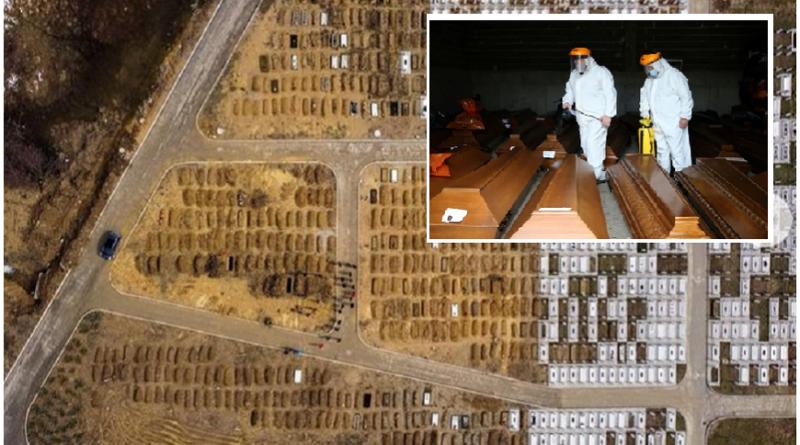 Sarajevo: Potresni snimci masovnih grobnica