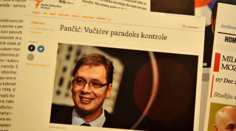 Tabloidi Aleksandra Vučića nastavljaju sa zasipanjem lažima