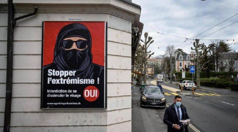 Švicarci na referendumu glasali za zabranu nošenja burki