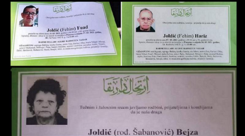 U Tuzli umrli Majka i dva sina u svega nekoliko dana